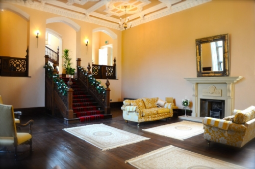 THE HALL, Nr Belford, Northumbria