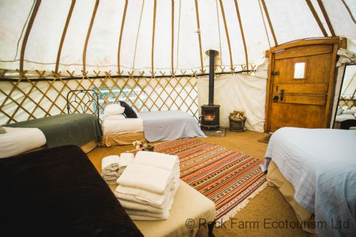 Upfront,up,front,reviews,accommodation,self,catering,rental,holiday,homes,cottages,feedback,information,genuine,trust,worthy,trustworthy,supercontrol,system,guests,customers,verified,exclusive,hazel - yurt,rock farm slane,slane,,image,of,photo,picture,view