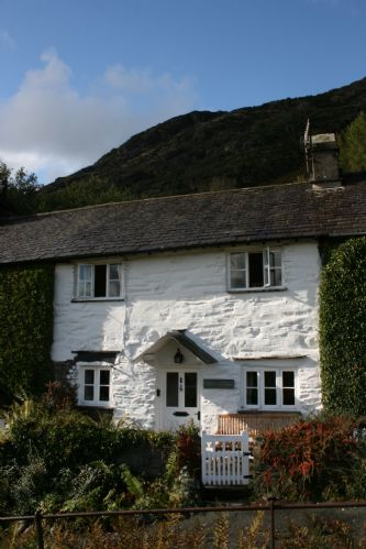 Crag Cottage (sleeps 2-4) - now with bike storage
