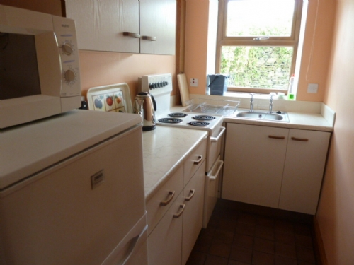 Gardenend, Kitchen, Lakes Cottage Holidays