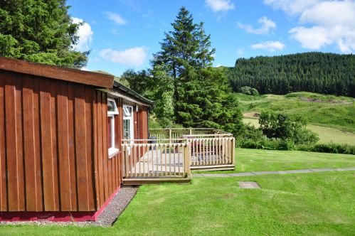 Upfront,up,front,reviews,accommodation,self,catering,rental,holiday,homes,cottages,feedback,information,genuine,trust,worthy,trustworthy,supercontrol,system,guests,customers,verified,exclusive,conifer lodge,lagnakeil highland lodges,oban,,image,of,photo,picture,view