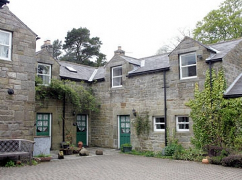 CLEMATIS COTTAGE,  Alnwick, Northumbria