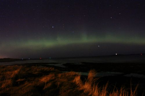 Northern Lights from Seaton
