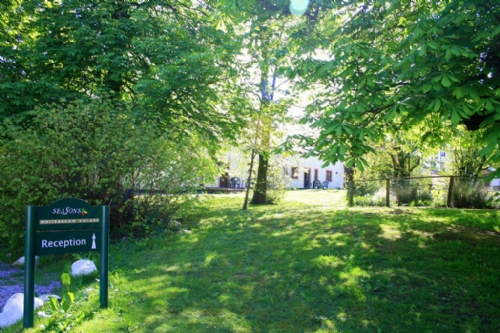 Whitbarrow Kirkstone (24), Grounds, Lakes Cottage Holidays