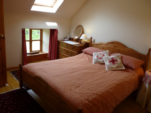 GRANARY COTTAGE, Minto, Scottish Borders