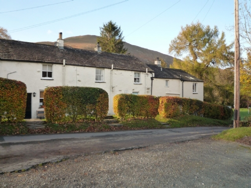 Clairgarth, Self catering Cottage in Stair, Newlands Valley, Near Keswick