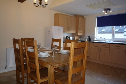 Whitbarrow Kirkstone (24), Dining area, Lakes Cottage Holidays