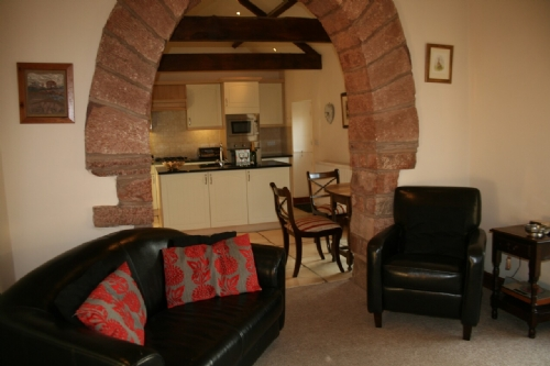 CARWINLEY MILL HOUSE COTTAGE, (Hot Tub)  Longtown, Cumbria Scottish Borders