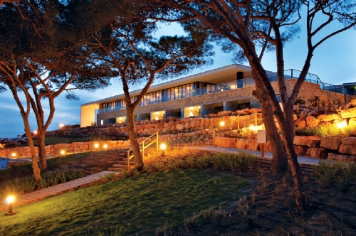 Martinhal Hotel by Night