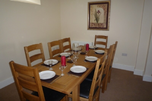 Wilson House, Dining Room, Lakes Cottage Holidays