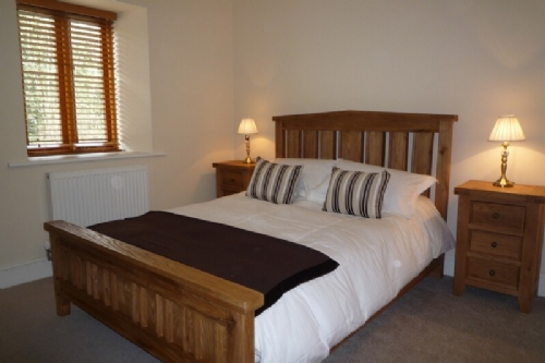 Wilson House, Double Bedroom, Lakes Cottage Holidays