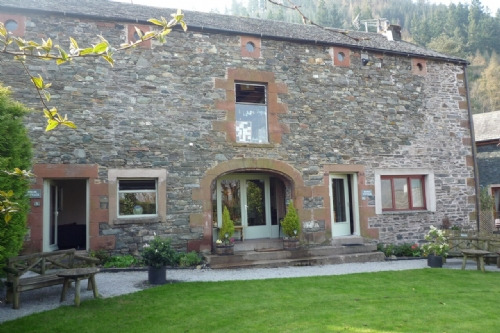 ELM COTTAGE, Gallery Mews, Thornthwaite, Nr Keswick
