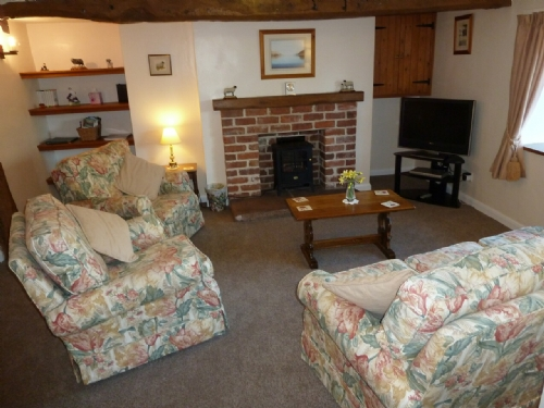 Midtown Cottage, Newby, Lounge, Lakes Cottage Holiday