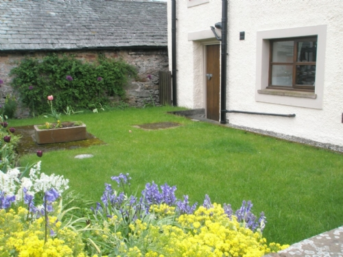 Midtown Cottage, Newby, Garden, Lakes Cottage Holiday