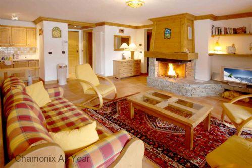 Residence des Alpes 302 appt