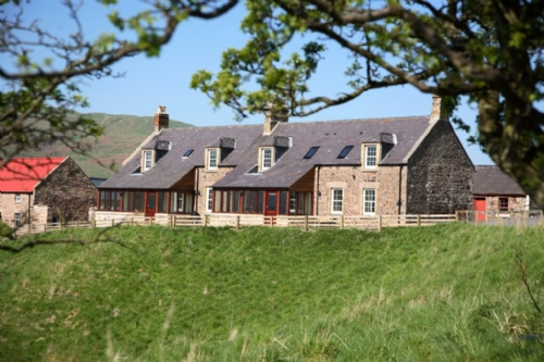 BOWMONT COTTAGE, Nr Wooler, Northumbria