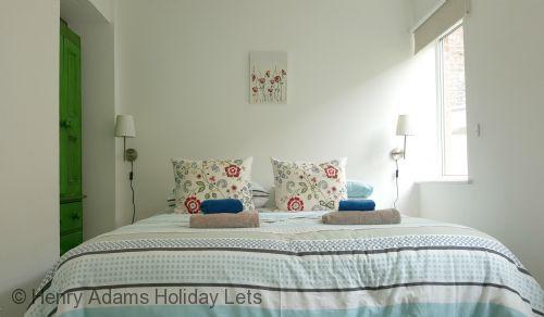 Groundfloor Double Bedroom 2 (can be twin)
