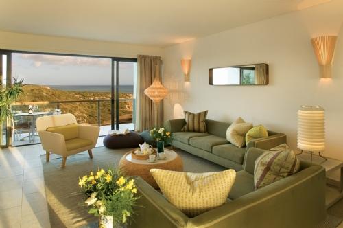 Stunning soft furnishings