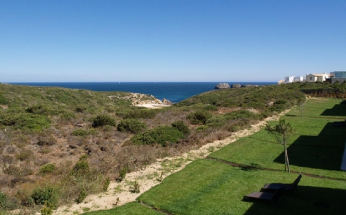 Stunning Sea views from the Grand Deluxe Bay Houses
