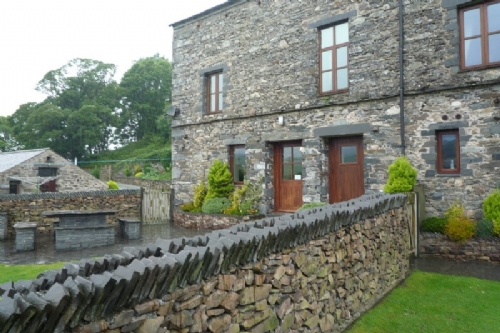 Bank End Barn, Grizebeck, Lakes Cottage Holidays