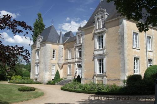 French Chateau Newcastle