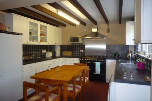 Orchard House, kitchen/diner, Lakes Cottage Holidays