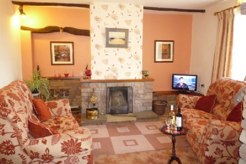 Orchard House, lounge, Lakes Cottage Holidays