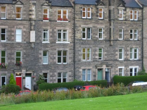 royal park terrace edinburgh festival apartments