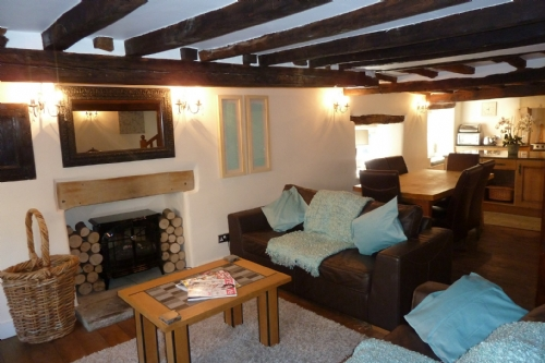 Devonshire House, self catering Cartmel, Lakes Cottage Holidays