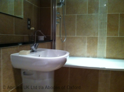Oxford Thames private bathroom
