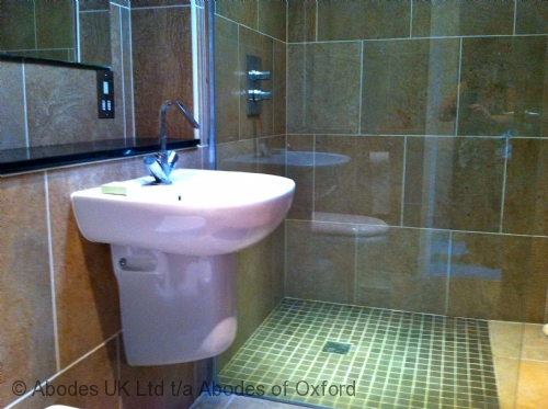 Oxford Thames B&B - Double - Private Shower