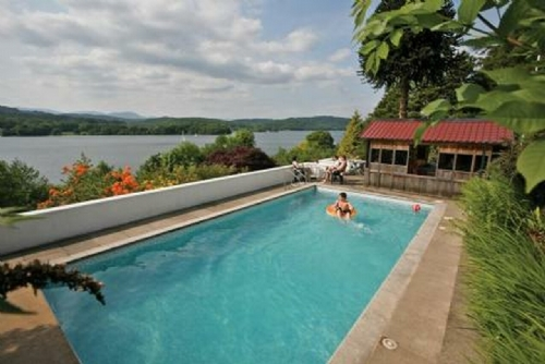 Lowther Beeches, Windermere, Outdoor Unheated Swimming Pool, Lakes Cottage holidays