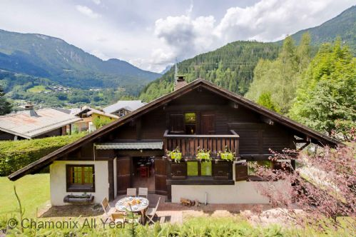 Chalet in heart of Les Houches