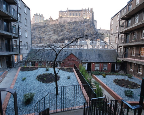 Edinburgh Castle View Holiday Apartment 1 Bedroom