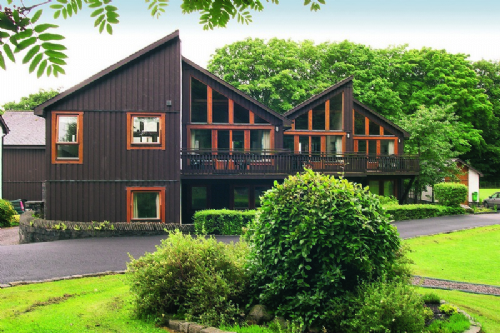 Keswick Bridge, Self catering holiday lodge in Keswick.