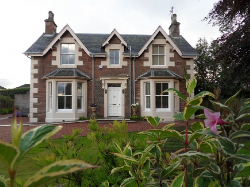 Invermay, self catering Blairgowrie,  Cottage Holiday Group