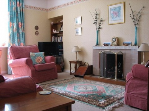 East Cottage, Kelso, Lounge, Cottage Holiday Group
