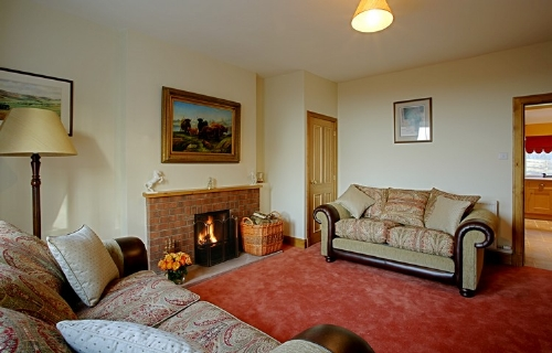 Beckhead Cottage, lounge, Cottage Holiday Group