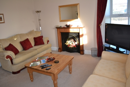 Whitlow Farmhouse, lounge, Eden Valley, Northumberland