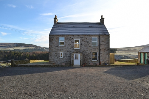 Whitlow Farmhouse, self catering Alston, Eden Valley, Northumberland