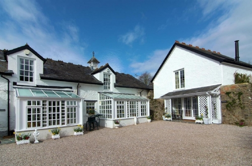 The Coach House, Devon.Self Catering Holiday Cottage