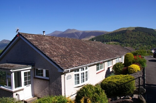 Manesty View, self catering Keswick, Lakes Cottage Holidays