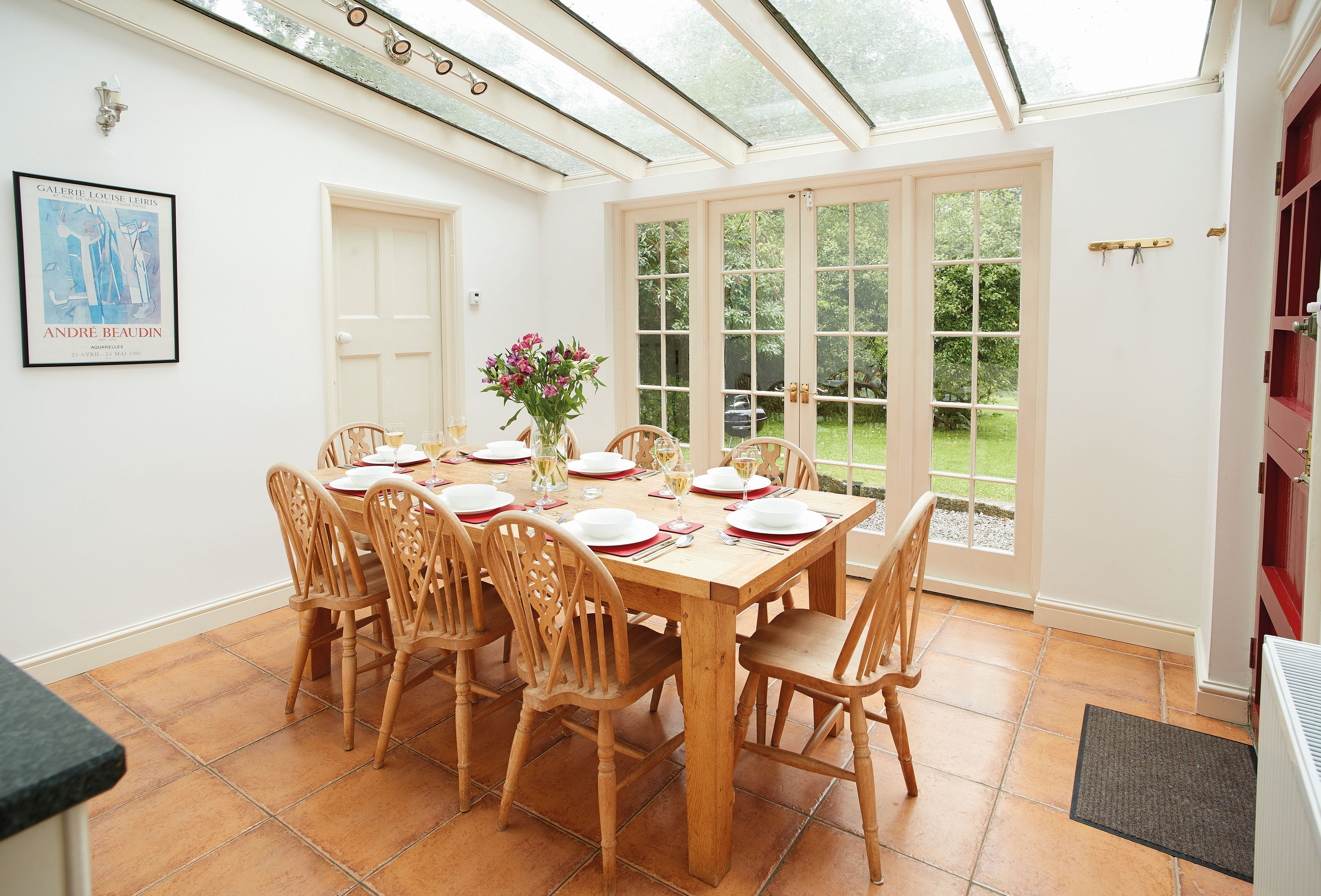Rosemundy Villa Holiday Cottages And Homes In Cornwall Rural