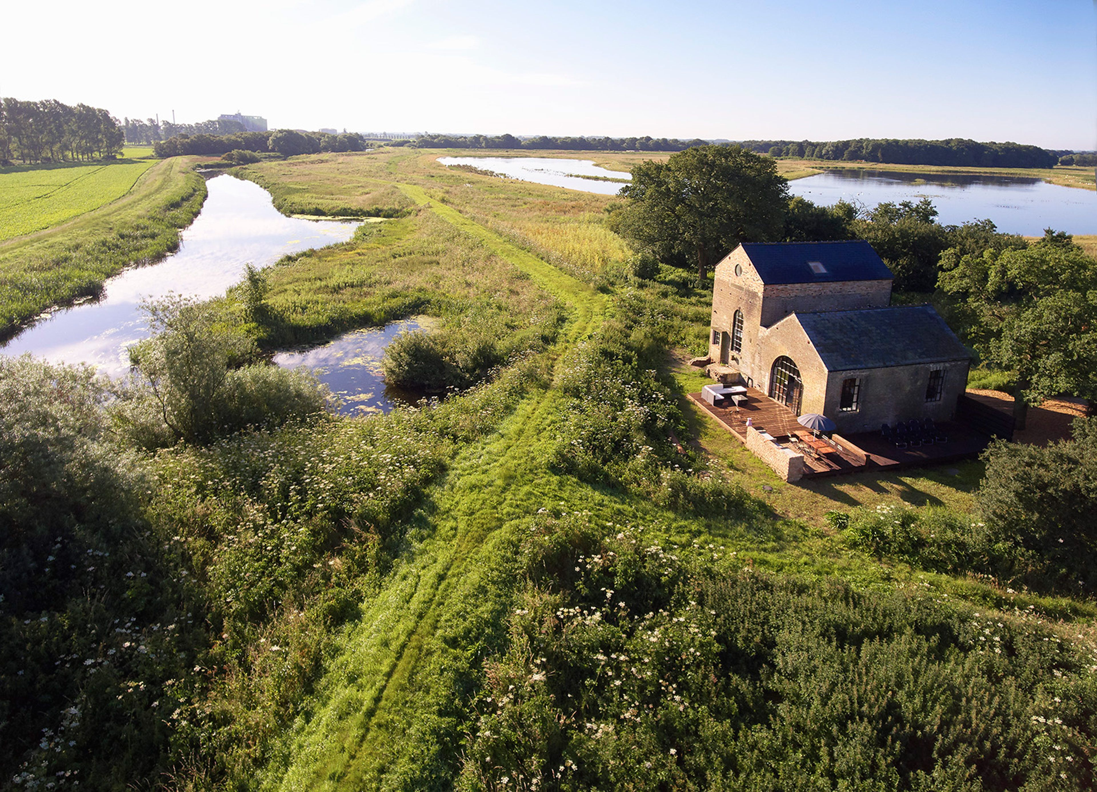 The Pumphouse Holiday cottages and homes in Norfolk Rural Retreats