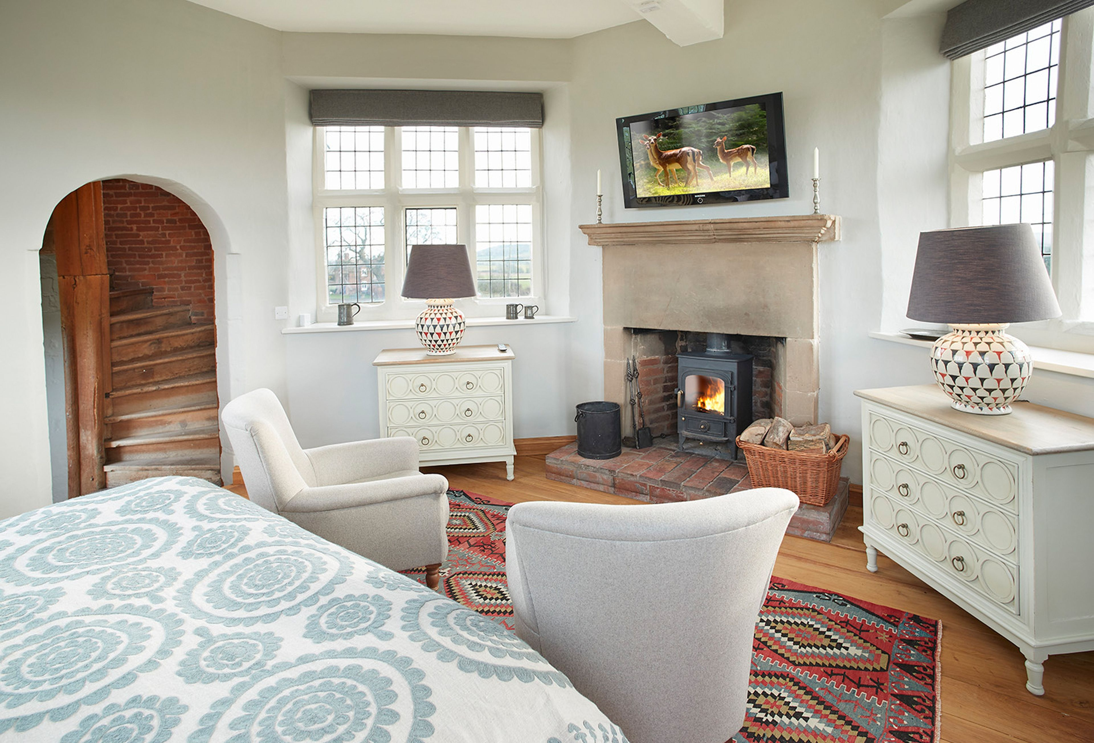 The Summer House - Holiday cottages and homes in Shropshire - Rural ...