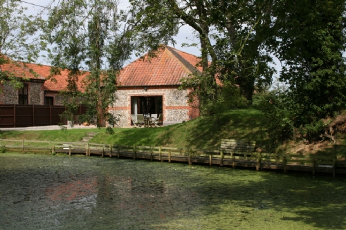 Waterside Barn, Binham, North Norfolk, Nr Hindringham