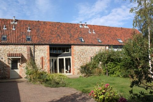 Willow Barn, barn conversion, spacious family home, Bircham, Norfolk