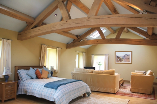 Home Farm, Lindale, ground floor suite, Lakes Cottage Holidays
