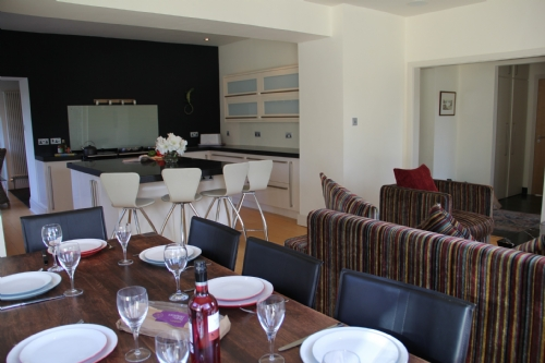 Millerbeck, dining area, Lakes Cottage Holidays