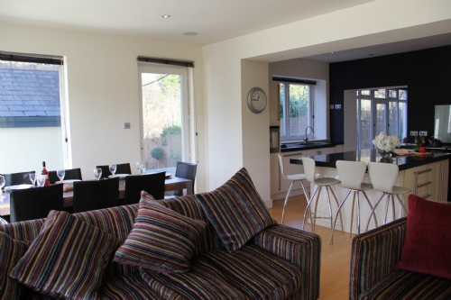 Millerbeck, lounge, Lakes Cottage Holidays